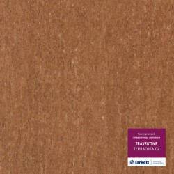 Линолеум Tarkett Travertine Terracotta 02 в Екатеринбурге